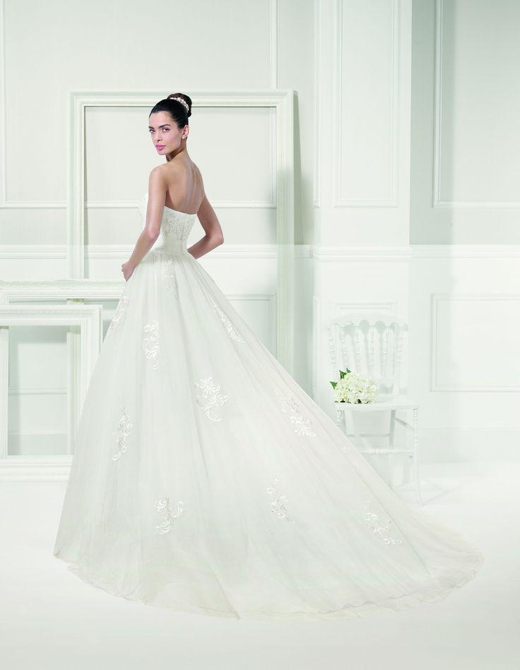 FUGAZ - Robe de mariée ALMA NOVIAS BY ROSA CLARA 2017