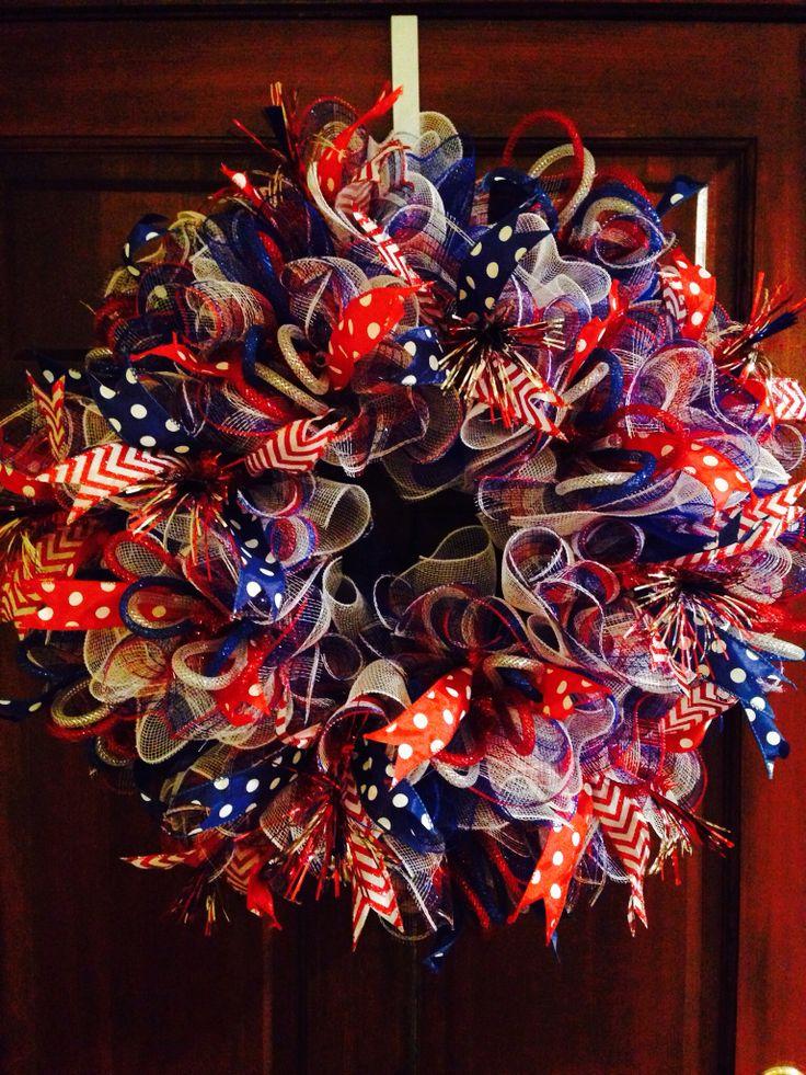 memorial day ribbon
