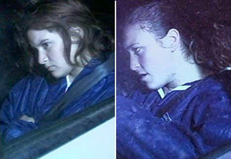 "Two Australian lesbian ""vampire"" lovers, Jessica Stasinowsky, 21, and 19-year-old Valerie Parashumti  who drank blood and were sexually aroused by violence were sentenced to life in prison in 2008 for the brutal killing of British-born 16-year-old Stacey Mitchell. They bludgeoned Stacey to death with a concrete block, strangled her with a dog chain then celebrated with a kiss over her body. They dumped Stacey's body in a garbage bin.  They have to serve a minimum of 24 years in prison."