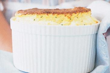 Cheese souffle main image