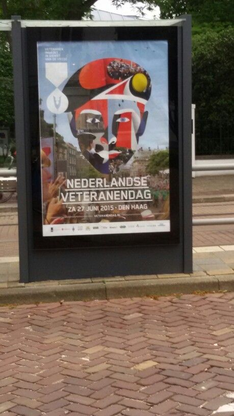 2015-06-27 The Hague - veteranendag