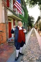 10 Must-See Historic Attractions in Philadelphia: Elfreth's Alley