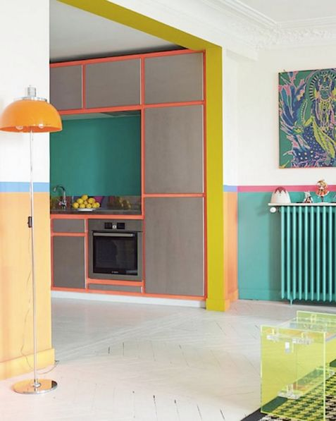 Subtle Neon Home Decor Ideas For Every Room