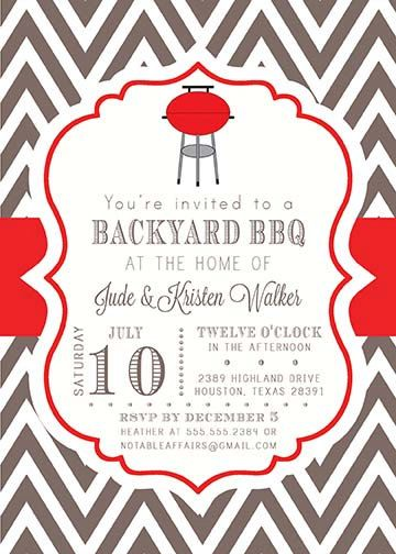 63 best BBQ FOOD images on Pinterest Creative food, Food art and - bbq invitation template