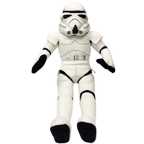 Toutou Stormtrooper Starwars 24 pouces de haut 34.99$ Achetez-le info@laboiteasurprisesdenicolas.ca 450-240-0007