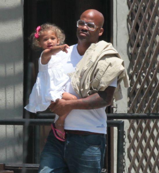Damon Dash Black Celebrity Kids Black Celebrity Gossip