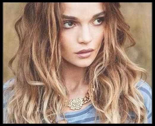 20 heißeste lange und mittlere wellige Frisuren für alle | Frauen … | Frisuren Tutorials