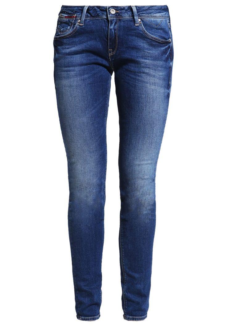 Hilfiger Denim NATALIE SKINNY - Jeans Skinny Fit - royal blue stretch für 99,95 € (16.10.16) versandkostenfrei bei Zalando bestellen.