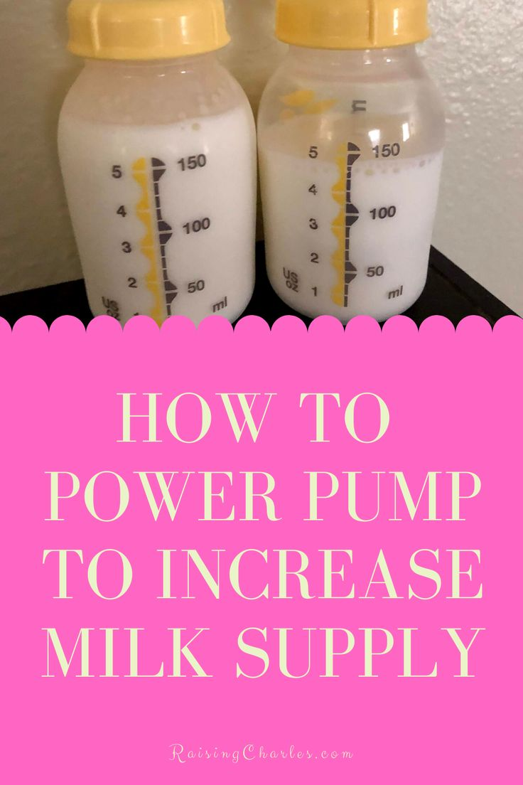 Power Pumping To Increase Milk Supply In 2020  Increase -2543