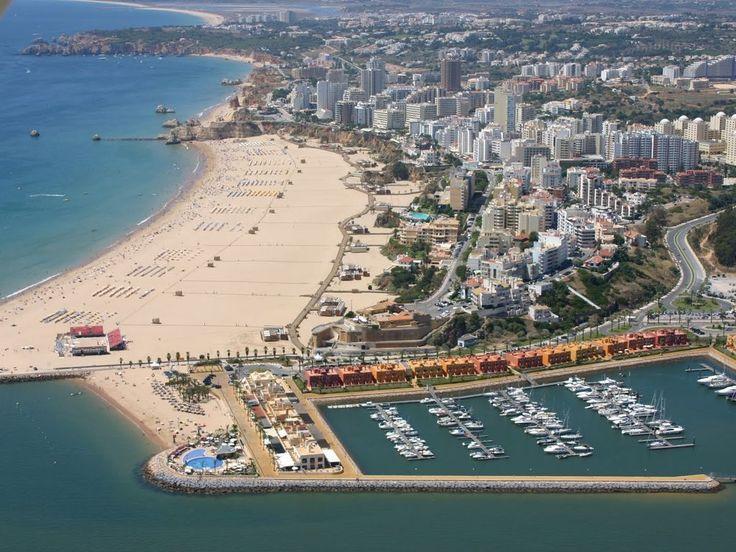 Aluguer de apartamento para férias na Praia da Rocha - Praia da Rocha