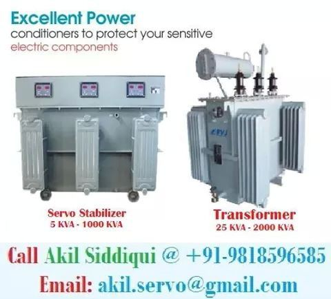 #Stabilizer &  #transformer #manufacturer #delhi