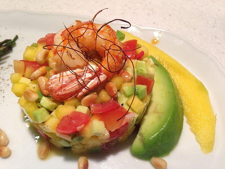 Avocado-Mango Salsa mit Garnelen, ein leckeres Rezept aus der Kategorie Früchte. Bewertungen: 62. Durchschnitt: Ø 4,7.