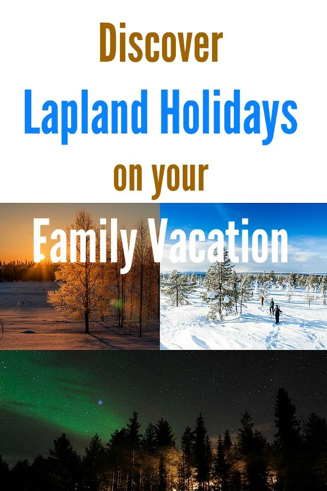If you decide to make the trip to Santa's snowbound home on holidays to Lapland but also want to see some other places, make sure you read up to see other places too and make most of this trip as one of your family's memorable vacations.