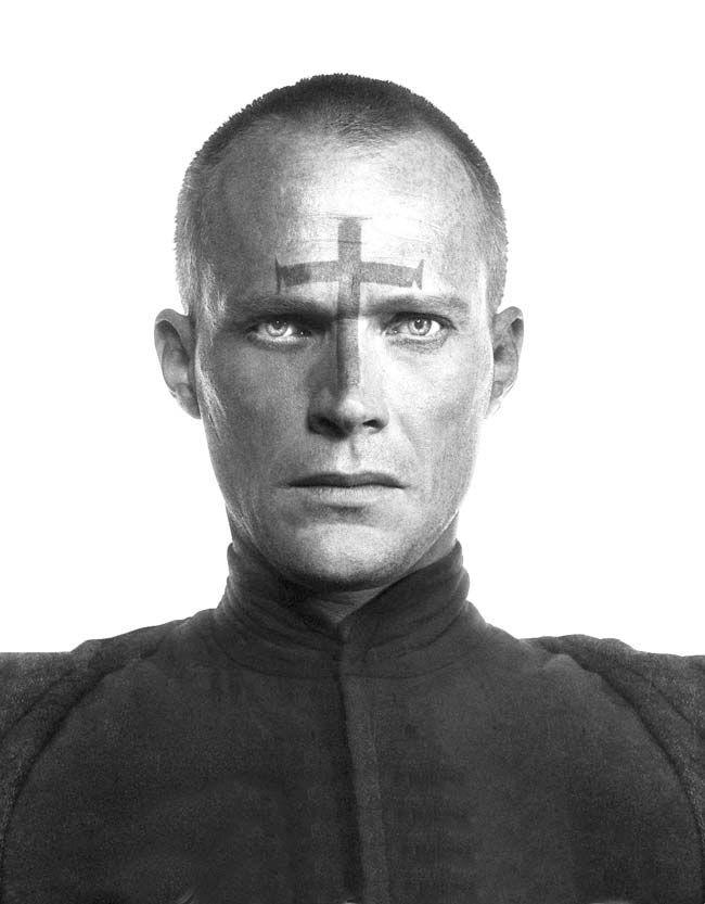 Paul Bettany ~ Priest
