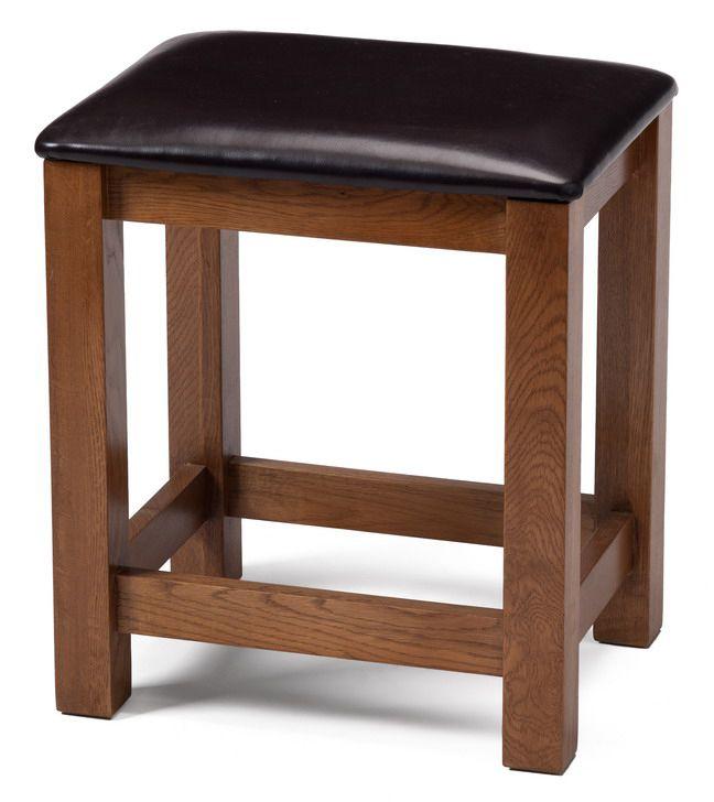 Knightsbridge Oak Table Stool