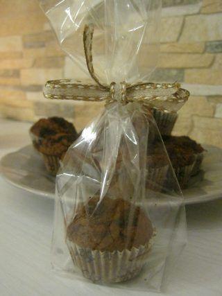 Muffin+al+caffè+cacao+e+noci
