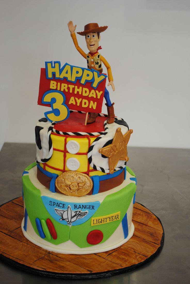 toy story cake | woody cake | kick ass kakes | Flickr