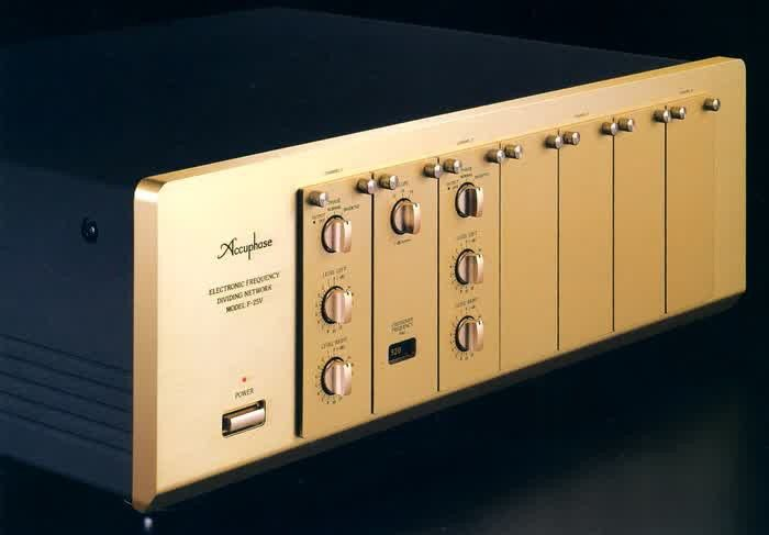 Accuphase F-25V (February 2001)