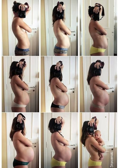 Pregnancy Photos - Pregnant Belly - Baby - Selfies