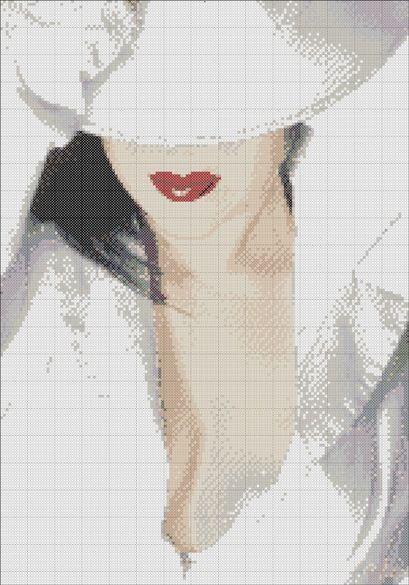Gallery.ru / Фото #6 - dama w bieli - mizia
