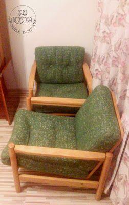 Nowele Domowe : Rozsiądź się wygodnie na fotelu PRL - odnowa.