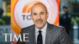 Today Shows Matt Lauer Fired From NBC News After Sexual Misconduct Allegations | TIME