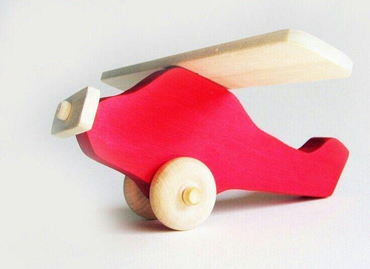 Avioneta madera