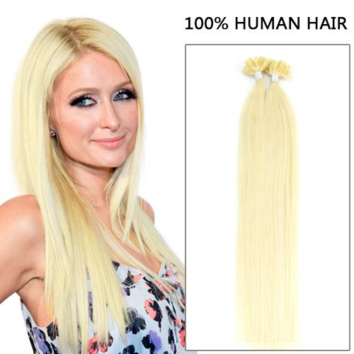 13 best u tipnail tip hair extensions images on pinterest hair 100s 05gs straight nailu tip remy hair extensions 60 platium blonde pmusecretfo Choice Image