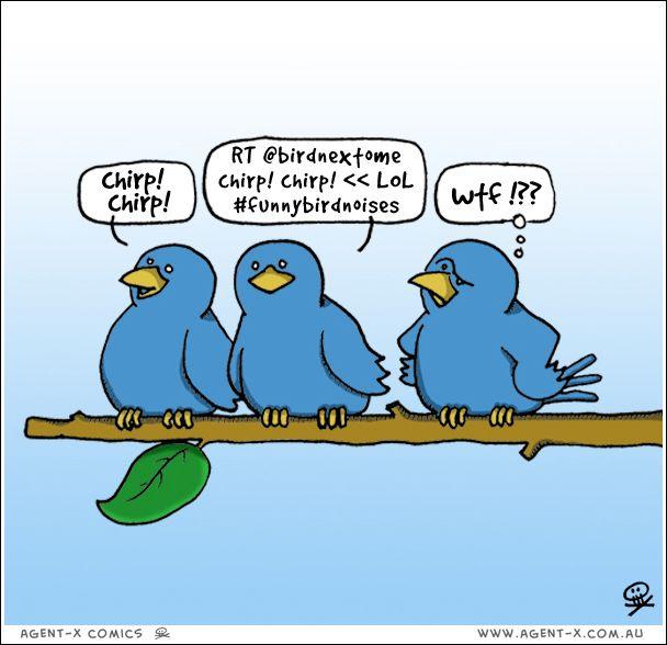 ¿Quién necesita un diccionario de Twitter? XD #Twitter #humor