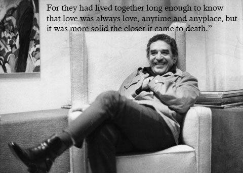 Adorable Gabriel García Márquez Photos Juxtaposed With Poignant Gabriel García Márquez Quotes – Flavorwire