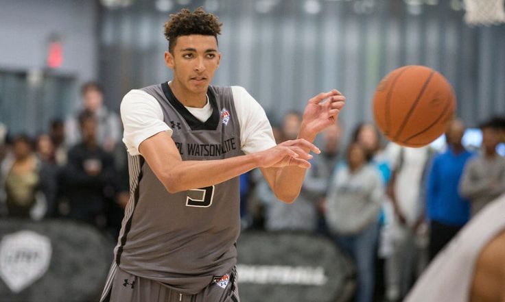 Class of 2018 forward Miles Norris favoring Pac-12 schools = For basketball recruits attempting to boost their stock in front of college coaches, the spring evaluation period is always a big part of the process. During this week's Under Armour AAU event in New York City, class of 2018 four-star talent Miles Norris certainly…..