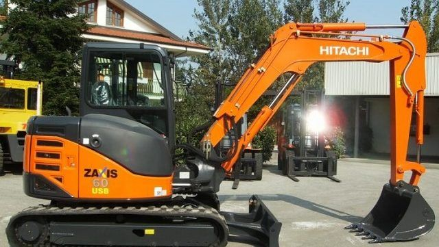 Pin On Complete Hitachi Zaxis Zx 60usb 3 Excavator Service Repair Manual