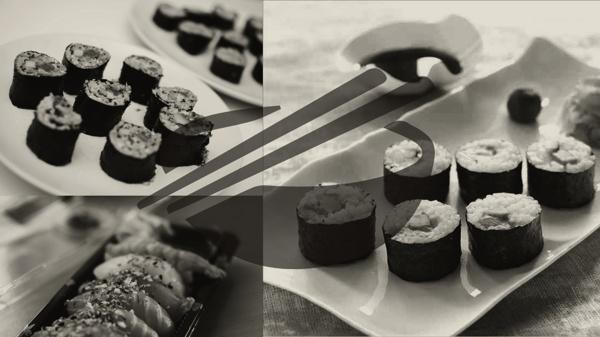 S.Sushi by Jørgen Grotdal, via Behance