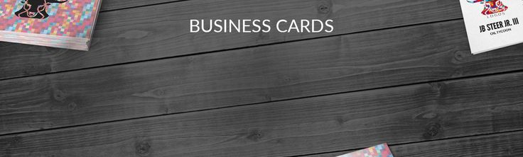 Business Cards | Customize or Upload your own