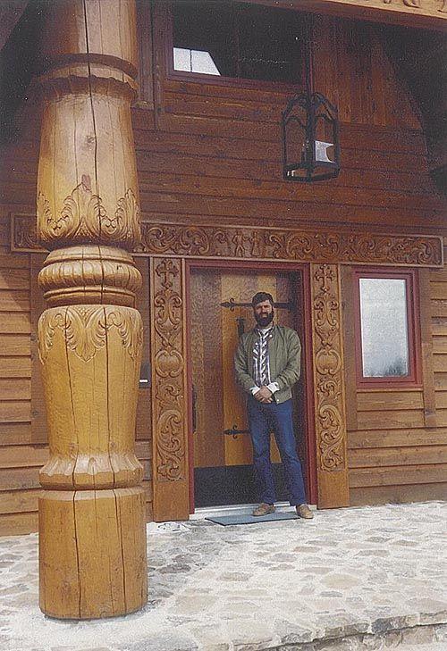 Norsk Wood Works - Door Portals