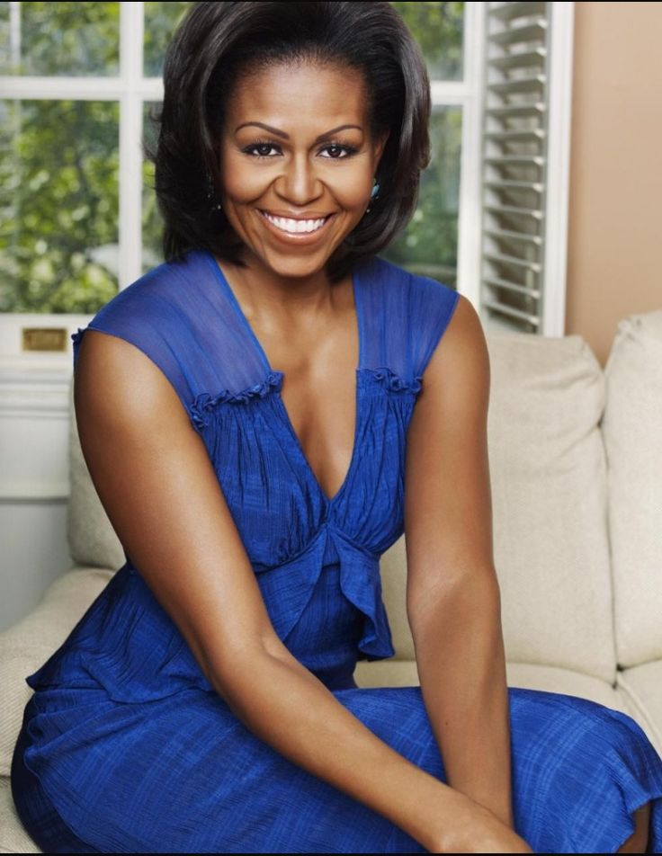 ✨The First Lady Of The United States of America, Michelle Obama✨
