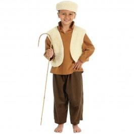 Shepherd Boy Nativity Kids Costume   Fancy Dress Costumes For Kids   Book Day Costume
