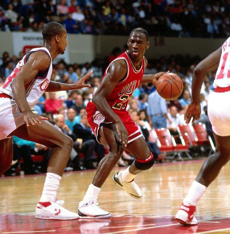 Michael Jordan CHI Bulls Basketball uniforms design