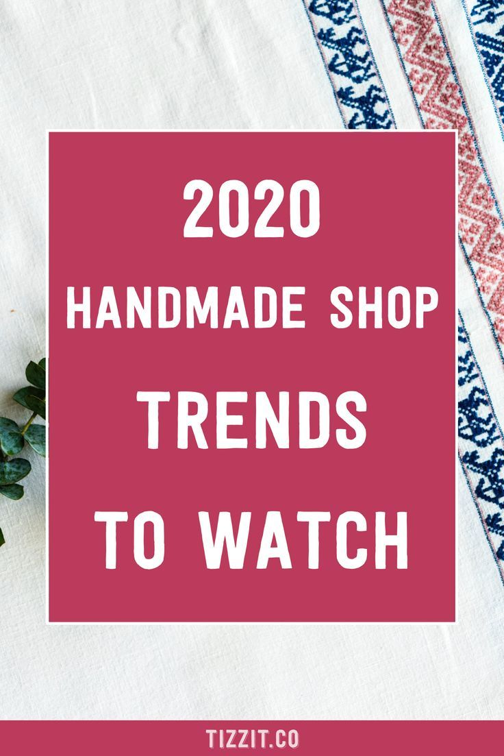 How To Find And Research Handmade Shop Trends What To Sell On Etsy Craft Online Things To Sell Handmade Shop
