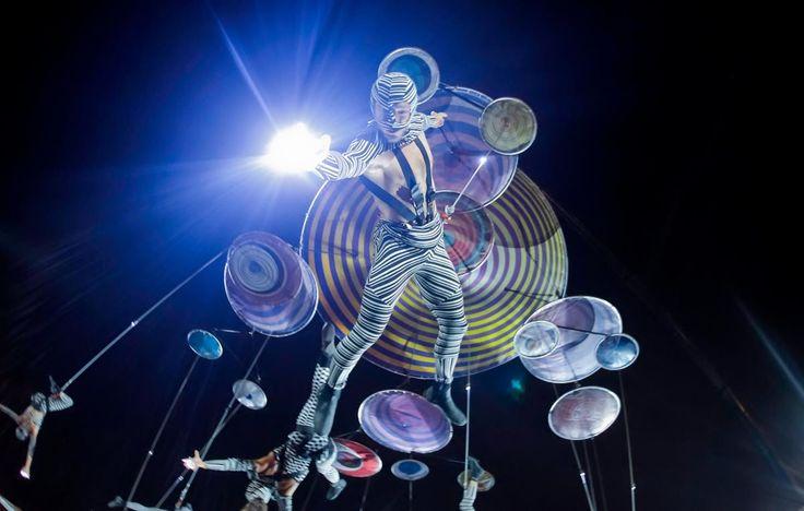 O próximo Imaginarius tem rock convulsivo, punk filarmónico e teatro no céu - PÚBLICO