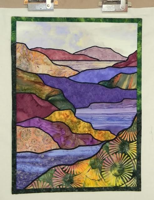 Lindas Landscapes: Color Me Crazy (and Sometimes Crazy Works!)