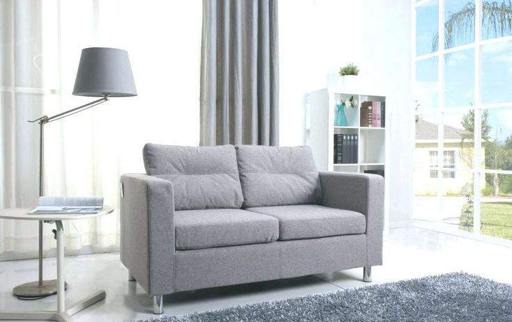 Contemporary Small Couch For Bedroom Creative Images Ikea Knopparp 2 Seat Sofa Orange Sofa In 2020 Bedroom Couch Small Couch In Bedroom Furniture Design Living Room