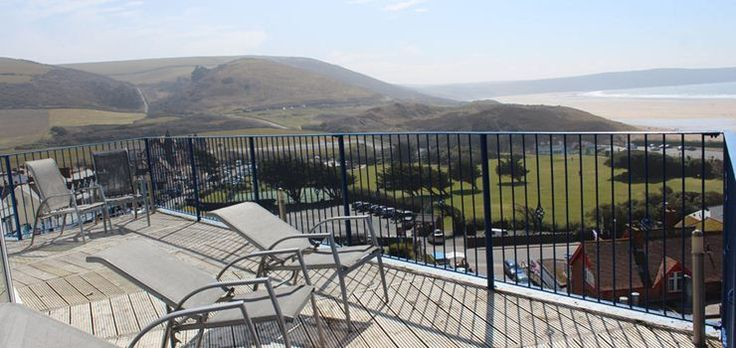 The Penthouse | Woolacombe Holiday Cottages | Ocean Cottages