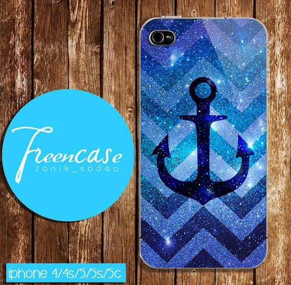 glitter chevron case for iphone 4 caseiphone  4s case by FreenCase, $15.55