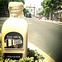 Fray Antón: Crema de Licor - Av. de La Paz - Logroño - La Rioja