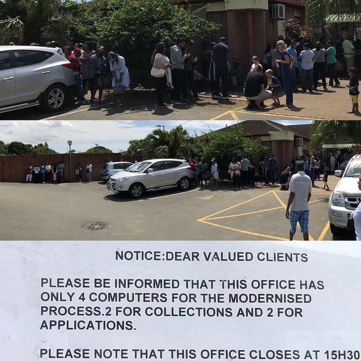 The state of #servicedelivery #tongaat  #homeaffairs #wtf #payingfornkandla #4computers! #quesfordays