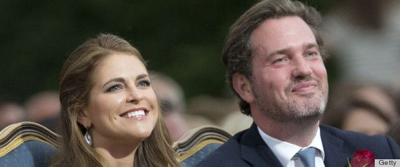 Looks like Prince George will have himself a royal playmate come spring. Princess Madeleine of Sweden has just announced that she and husband Christopher O'Neill are expecting their first child.