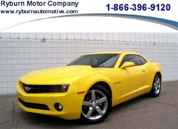 *Maybe a Camaro is more your style?**3.6L V6, Power windows & locks, Keyless entry, Tilt/Cruise, Dual power seats, Heated Leather seats, AM/FM/CD player, Boston audio system, Traction control, Alloy wheels, ABS, Tinted windows, ON STAR system, Compass & Temp. gauge, Homelink system, Reverse sensors, GIVE US A CALL AT 1-866-396-9120 --- www.ryburnautomotive.com*