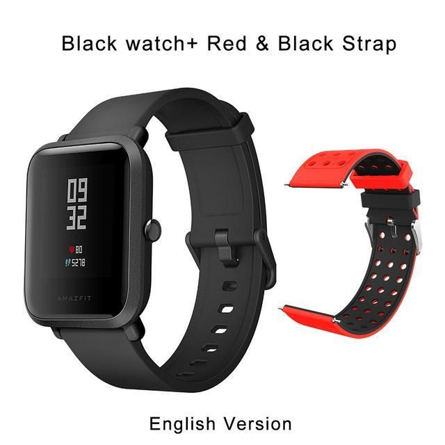 Global Version Xiaomi Huami Amazfit Bip Smart Watch Gps Gloness Smartwatch Smart Watch Watchs 45 Smart Watch Smartwatch Waterproof Watches