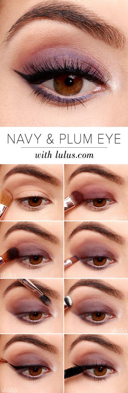 LuLus.com Fashion Blog   Fashion Tips, News, and Celebrity Fashion smokey eye -  #how to